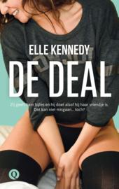 Off Campus 1 - De deal , Elle Kennedy Serie: Off Campus