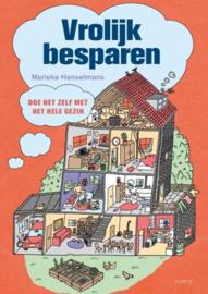 Vrolijk besparen doe het zelf met het hele gezin , Marieke Henselmans