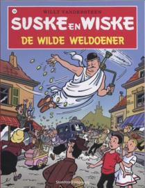 """""""Suske en Wiske 104 - De wilde weldoener"""" Suske & Wiske ,  Willy Vandersteen Suske en Wiske"""