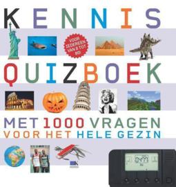 Kennisquizboek 1000 vragen voor het hele gezin , Kosmos Uitgevers