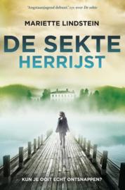 De sekte - De sekte herrijst , Mariette Lindstein Serie: De Sekte