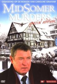 Midsomer Murders: Kerst Collectie , John Nettles als Tom Barnaby