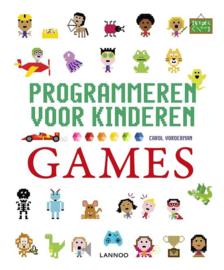 Programmeren voor kinderen - Games programmeren , Carol Vorderman Serie: Programmeren Voor Kinderen