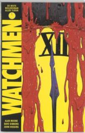 Watchmen, Alan Moore
