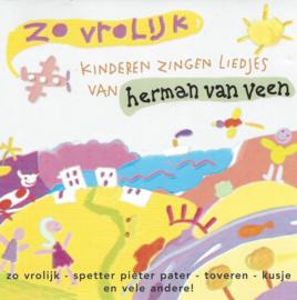 Zo Vrolijk-Liedjes Van Herman van Veen , Herman van Veen