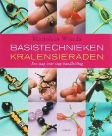 Basistechnieken kralensieraden een stap voor stap handleiding ,  Marjolein Wierda