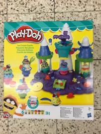 Play-Doh IJskasteel - Plasticine Maak je eigen ijs van klei