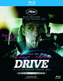 Drive (Blu-Ray Nl) (Blu-ray is niet afspeelbaar in normale DVD-spelers!) ,  Ryan Gosling