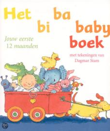 BI BA BABYBOEK jouw eerste 12 maanden , Stam