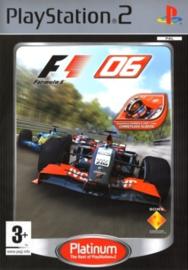 Formula One 2006 (Formule 1) (Platinum Edition) Uitgever: Sony