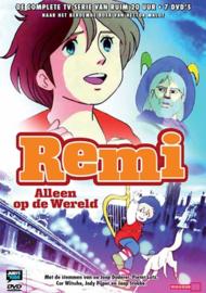 Alleen op de Wereld-Remi 7 dvd Stemmen orig. versie: Cor Witschge