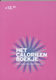 Het calorieënboekje kies bewust en geniet bewust , Jean-Paul van Oijen
