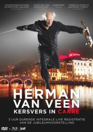Kersvers In Carre Herman Van Veen (Dvd+Blu-ray Reversed Combopack) , Herman van Veen