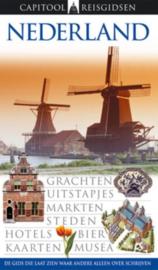 Capitool Reisgids Nederland , Gerard M.L. Harmans Serie: Capitool Reisgidsen