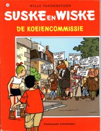 Suske en Wiske 268 - De koeiencommissie , Willy Vandersteen Serie: Suske en Wiske