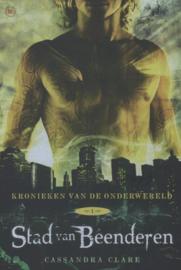 Kronieken van de Onderwereld 1 - Stad van beenderen Deel 1 Stad der beenderen , Cassandra Clare Serie: Kronieken van de Onderwereld