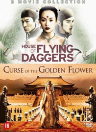 House Of Flying Daggers/Curse Of The Golden Flower , Ziyi Zhang