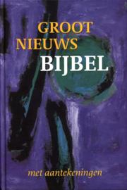 Groot Nieuws Bijbel met deuterocanonieke boeken