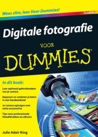 Voor Dummies - Digitale fotografie voor Dummies ,  Julie Adair King  Serie: Voor Dummies