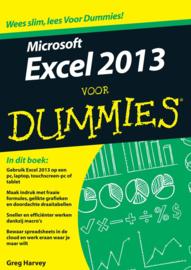 Voor Dummies - Microsoft Excel 2013 voor Dummies , Greg Harvey