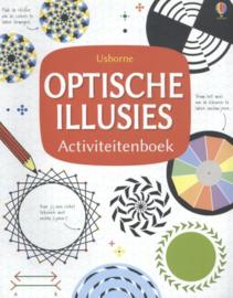 PAactiviteitenboek optische illusies ,  Usborne