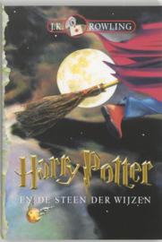 Harry potter - dutch Harry potter en de steen der wijzen , J.K. Rowling Harry Potter