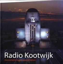 Radio Kootwijk monument in gewapend beton , P.L. Spits