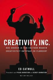 Creativity, Inc. het overwinnen van de krachten die echte creativiteit tegenwerken , Ed Catmull