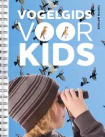 Vogelgids voor kids + Potlood vogels obeserveren en herkennen, Marc Duquet
