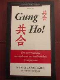 Gung Ho! een overtuigende methode om uw medewerkers te inspireren