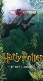 Harry Potter en de vuurbeker luisterboek - deel 4 , J.K. Rowling  Serie: Harry Potter