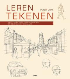 Leren Tekenen ,  Peter Gray