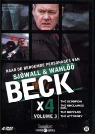 CR - BECK VOL. 3 , Peter Haber  Serie: Beck