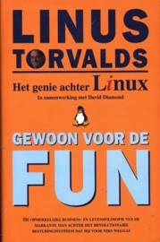 Gewoon voor de fun het genie achter Linux , Linus Torvalds