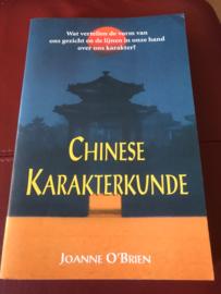 CHINESE KARAKTERKUNDE , Joanne O'Brien