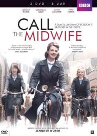 Call The Midwife - Seizoen 1 Het eerste seizoen van de serie Acteurs: Bryony Hannah Serie: Call The Midwife
