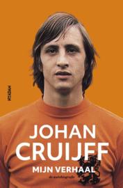Johan Cruijff – Mijn verhaal de autobiografie , Johan Cruijff