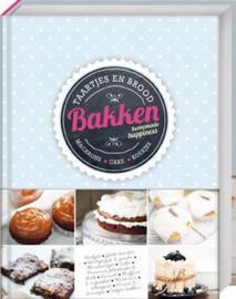 Homemade happiness - Bakken bijzonder gebak; taarten, cake, koekjes, brood Floor van Dinteren