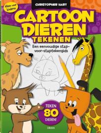 Cartoondieren Tekenen een eenvoudige stap-voor-staptekengids  ,Christopher Hart