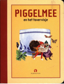 Piggelmee en het tovervisje blokboekje , Piggelmee