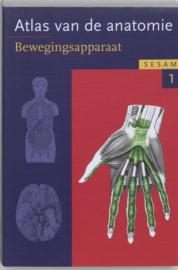 Sesam atlas van de anatomie / 1 Het bewegingsapparaat het bewegingsapparaat , Werner Platzer