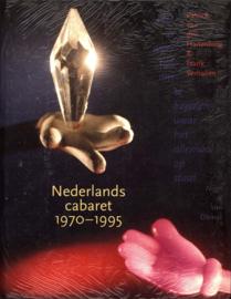 Het is weer tijd om te bepalen waar het allemaal op staat Nederlands cabaret 1970-1995 ,  Hanenberg/Verhallen