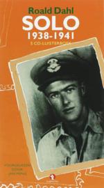Solo 1938-1941 (luisterboek) LUISTERBOEK Tooltip 5 cd's luisterboek, voorgelezen door Jan Meng , Roald Dahl