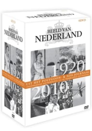 Beeld Van Nederland 1920-2010 uit het polygoon & NOS journaal