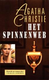 Het Spinnenweb een bewerking in romanvorm van het toneelstuk Spider's Web , Agatha Christie