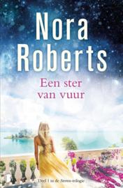 Sterren 1 - Een ster van vuur Deel 1 van de Sterren-trilogie , Nora Roberts Serie: Sterren