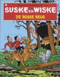 Suske En Wiske 186 De Rosse Reus Suske & Wiske ,  Willy Vandersteen Serie: Suske en Wiske