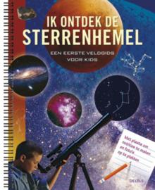Ik ontdek de sterrenhemel! een eerste veldgids voor kids , Sue Becklake