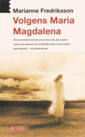 Volgens Maria Magdalena ,  M. Fredriksson