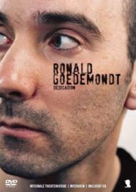 Ronald Goedemondt - Dedication (Dvd+Cd) , Ronald Goedemondt